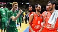 Unicaja y Valencia Basket, a un partido de la final