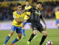 El Villarreal cae ante Las Palmas (1-0)