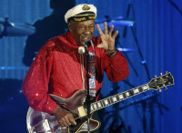 Muere la leyenda del rock and roll Chuck Berry