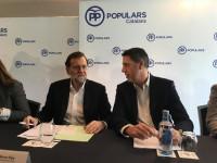 Rajoy anunciará la próxima semana un proyecto de inversiones para Cataluña