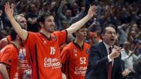 El Valencia Basket finiquita al Hapoel para certificar su quinta final de la Eurocup