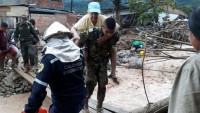 Al menos 256 muertos por las inundaciones y avalanchas en Colombia