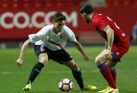 Sevilla Atlético y Numancia empatan (1-1) y se afianzan en el ecuador de la tabla