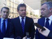 Rafael Catalá defiende que sólo se concede un 1% de los indultos solicitados por Semana Santa