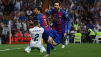 Real Madrid - Barcelona: Messi decide el Clásico (2-3)