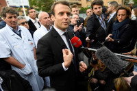 Macron avisa de que