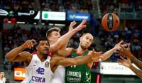 Baskonia se despide de la Euroliga tras rozar la victoria ante el CSKA