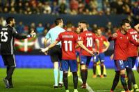 Osasuna certifica el descenso a Segunda División tras una temporada para el olvido