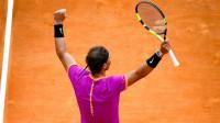 Nadal jugará su décima semifinal en Barcelona tras ganar a un combativo Chung