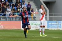 El Huesca bate al Rayo para meterse en 'play-off'