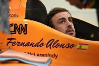 Alonso comienza su adaptación a la Indy con una primera prueba
