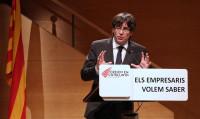 Puigdemont cree que la alternativa a no cambiar la situación actual es