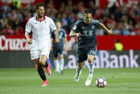 El Sevilla y la Real firman un empate que no satisface a ninguno