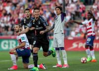 James y Morata resuelven el trámite de Granada