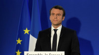 Macron gana las presidenciales con el 65% de los votos