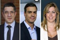 Díaz abrirá y Sánchez cerrará el debate de primarias en el PSOE