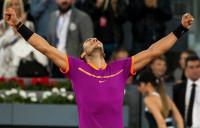 Nadal sume al número cuatro mundial tras conquistar Madrid