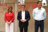Ocho meses de guerra abierta en el PSOE culminan en unas primarias sin claro favorito