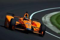Alonso termina cuarto en el Fast Friday y sueña con la pole en Indianápolis