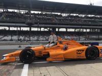 Alonso luchará por la pole en Indianápolis