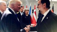 Rajoy respalda que la OTAN