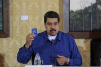 Maduro ratifica una vez más su
