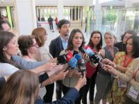 Arrimadas acusa a Pablo Iglesias de ser