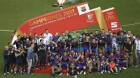 Messi regala la última Copa a Luis Enrique