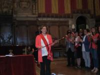 Ada Colau ganaría de nuevo las elecciones en Barcelona y ERC sería segunda fuerza