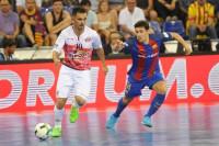 El Barça golea a ElPozo y fuerza el tercer partido de semifinales