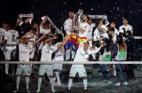 El Real Madrid celebrará el doblete este domingo con una fiesta en el Bernabéu
