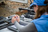 Las FARC entregan otro 30% de su arsenal de guerra