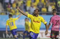 El Cádiz cobra ventaja en el 'play-off' de ascenso