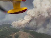 La muerte de un bombero eleva a 63 la cifra de fallecidos en el incendio de Leiria