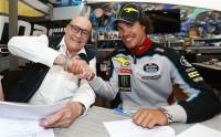 Morbidelli subirá a MotoGP con Estrella Galicia 0,0 Marc VDS en 2018