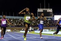 Bolt vence en la Golden Spike de Ostrava pese a un mal comienzo
