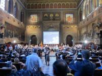 Unos 500 alcaldes catalanes reiteran la cesión de locales el 1-O