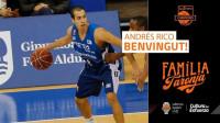 Andrés Rico, nuevo base del Valencia Basket