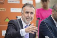 Ángel Víctor Torres, nuevo secretario general del PSOE de Canarias