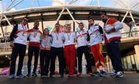 España concluye con 11 medallas el Mundial de atletismo paralímpico en Londres