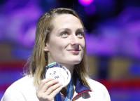 Mireia Belmonte gana la plata en 400 estilos y se cuelga su tercera medalla en Budapest