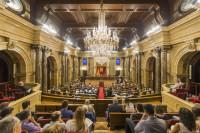 JxSí y la CUP registrarán la ley del referéndum del 1 de octubre