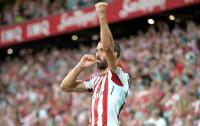 El Athletic golea en San Mamés y se mete en el 'play-off' de la Liga Europa