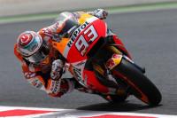Marc Márquez vuelve en forma del parón y logra la pole en MotoGP