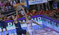 España comienza su preparación para el Eurobasket sin dar opciones a Túnez