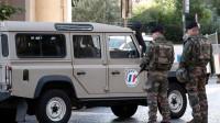 Seis militares heridos, tres de ellos graves, tras ser atropellados a las afueras de París