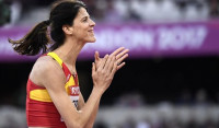 Ruth Beitia acude a la final de Londres