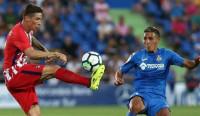 Atlético y Getafe no pasan del empate ultimando su puesta a punto