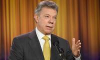 Santos pide a Pence que descarte una intervención militar en Venezuela