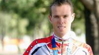 Muere el campeón olímpico de persecución Stephen Wooldridge a los 39 años